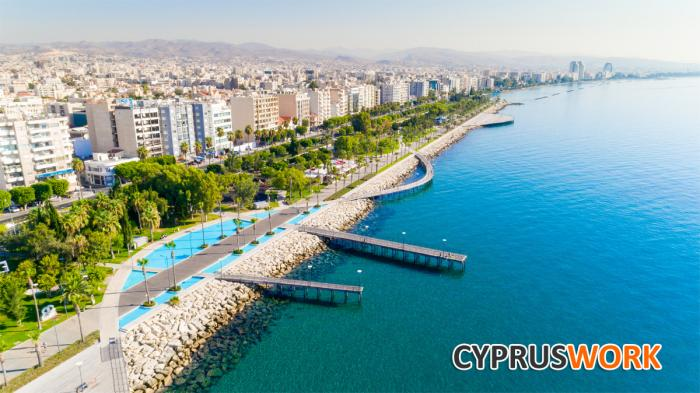 Live and work in Cyprus